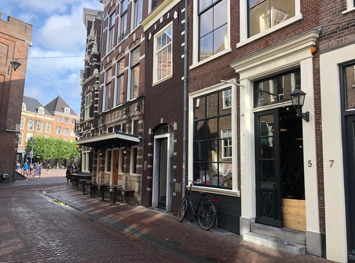 Eerste vegan restaurant Haarlem