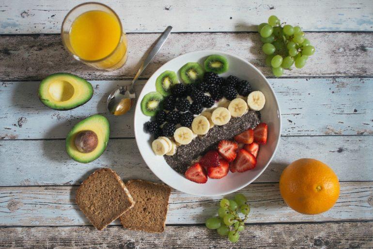 Planten eten is gezond
